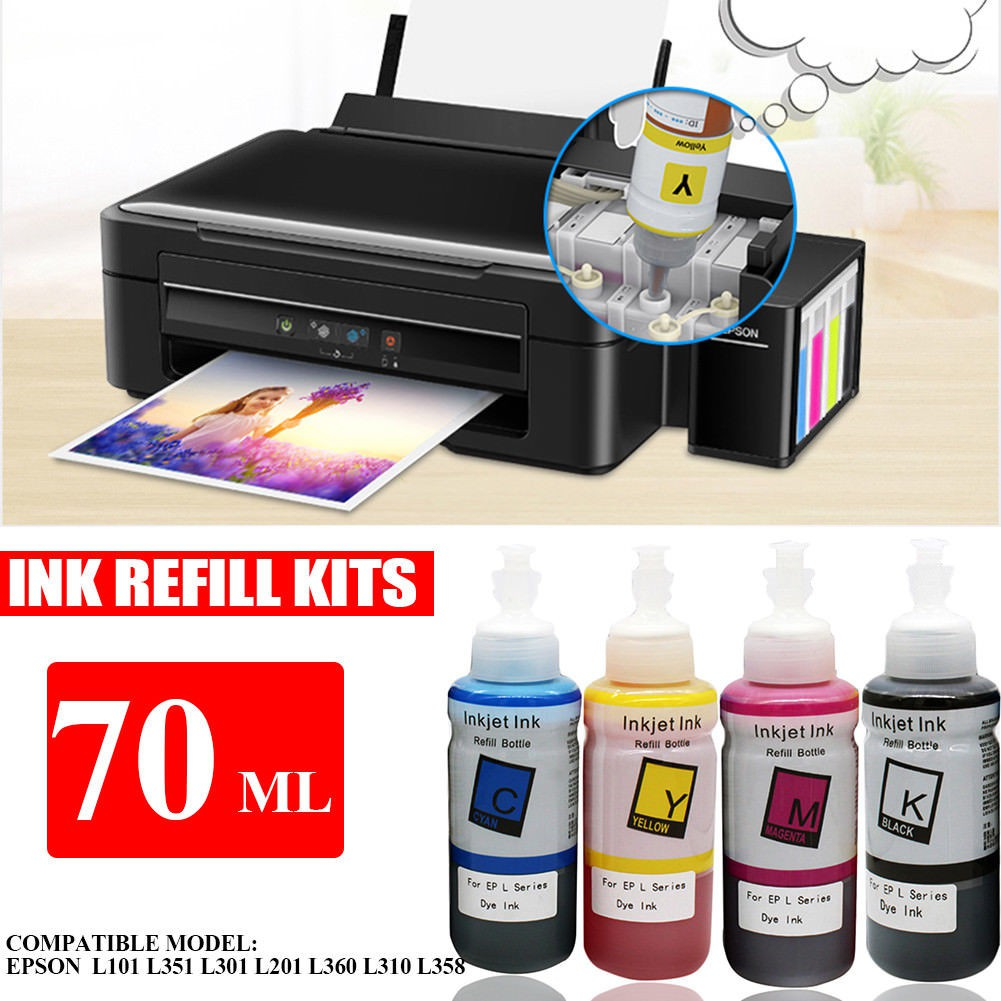 310 Ink Printers Projectors Online Shopping Sales And Promotions Epson Printer L310 L Computers Laptops Aug 2018 Shopee Malaysia