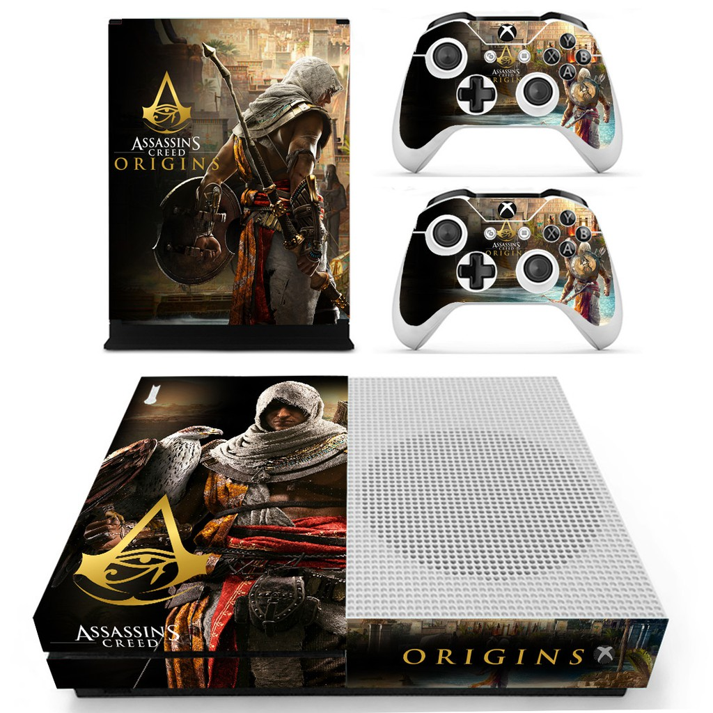 Assassin S Creed Origins Decal Skin Sticker For Xbox One S Console
