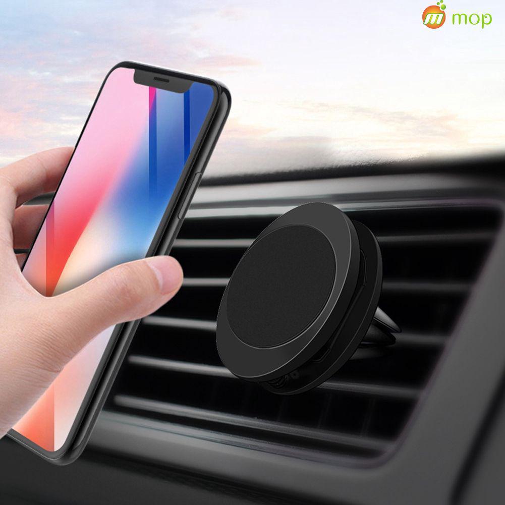 JK Car phone holder magnet clip magnetic paste type magnetic mobile phone  holder