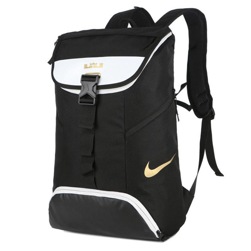 7812ed398 Mens Nike LeBron Max Air Ambassador Backpack Black/University Red Size One  Size | Shopee Malaysia