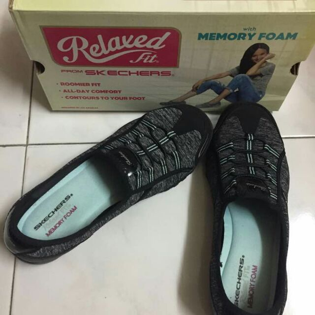 skechers relaxed fit malaysia