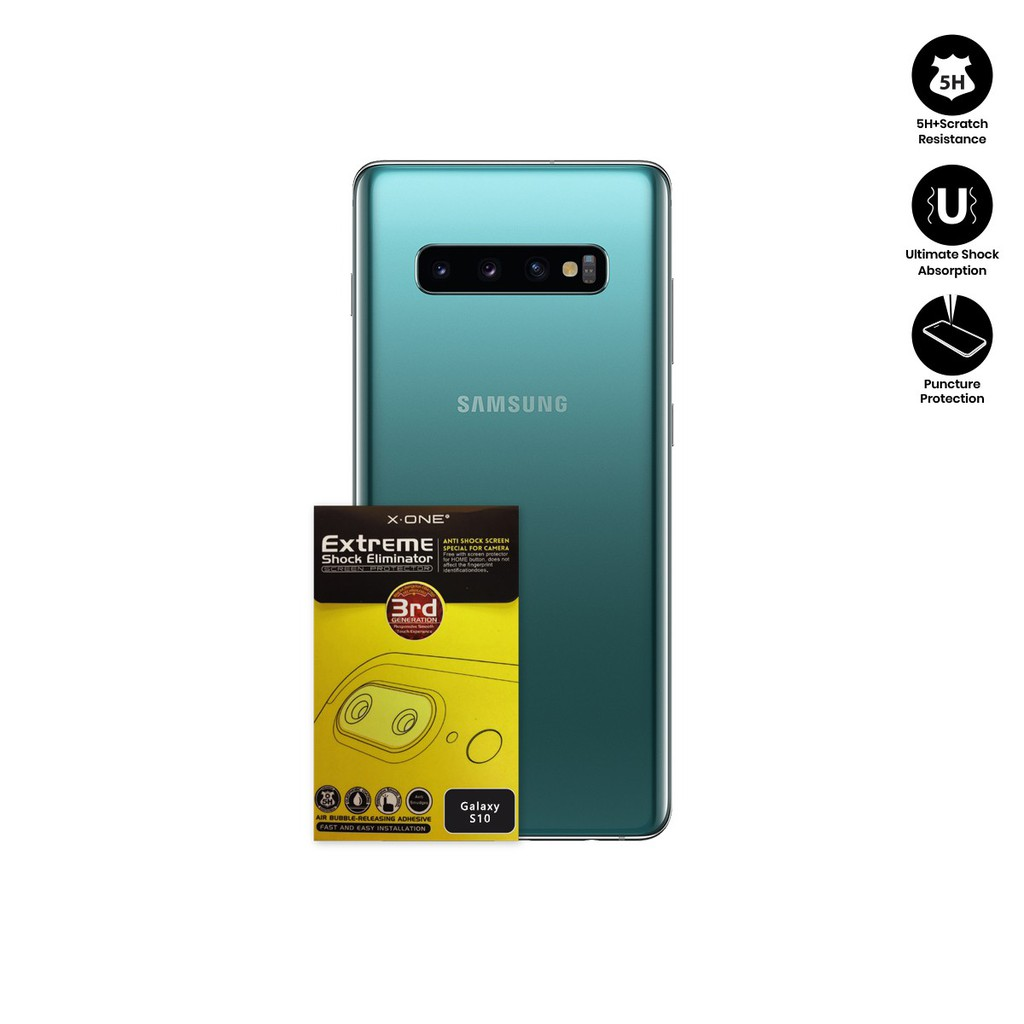 Samsung Galaxy S10 X-One Camera Lens Protector