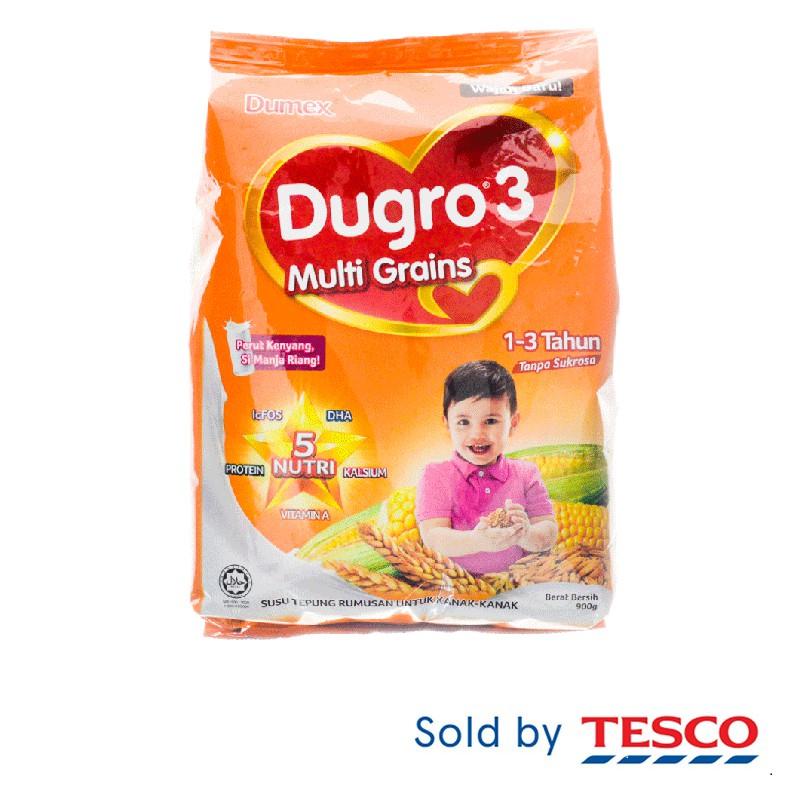 Dugro 3 Multi Grains 900G