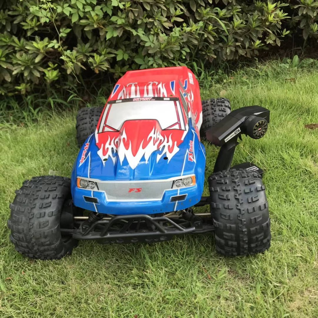 Fs Racing 1 5th Scale Petrol 4wd 30cc Gas Powered 2 4ghz Monster Truck Rtr Shopee Malaysia