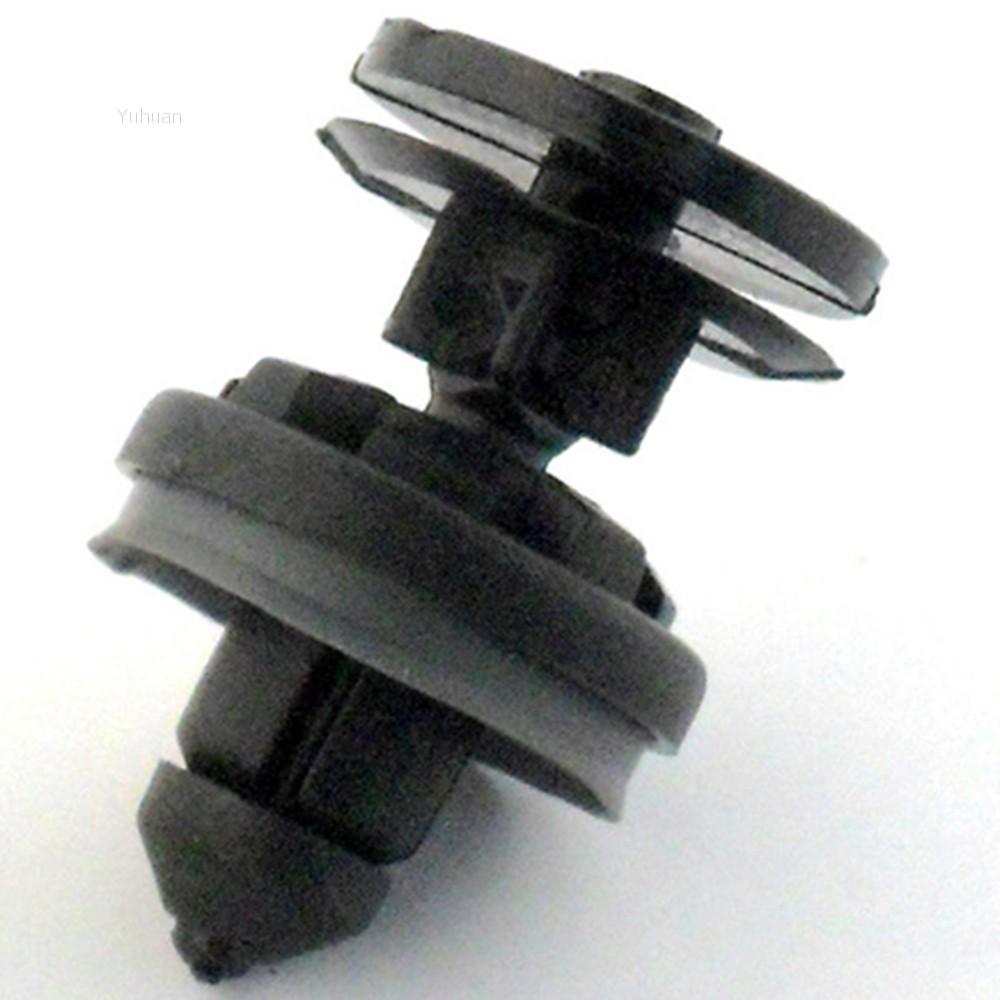 5x 5mm To Fit VW Audi Porsche Interior Trim Clip Fastener Bumper Bonnet Seal