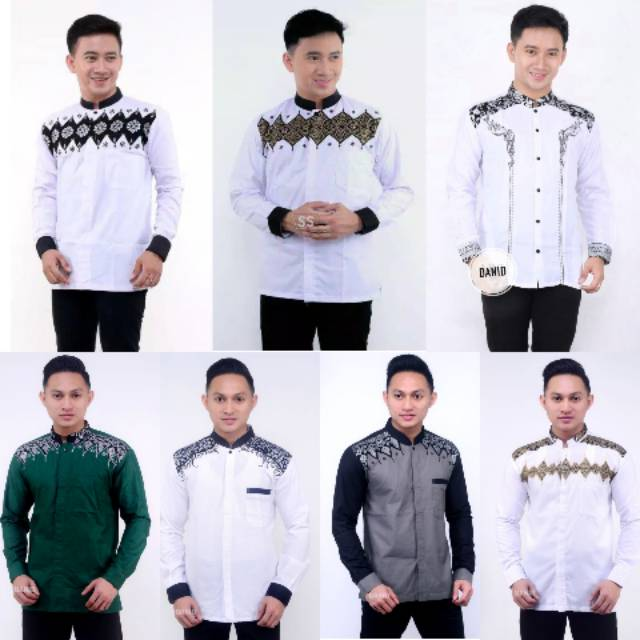 Koko Clothes |Koko Shirt | Koko AZZAHIR | Men'S KOKO Shirt | Best-Best BATIK Koko