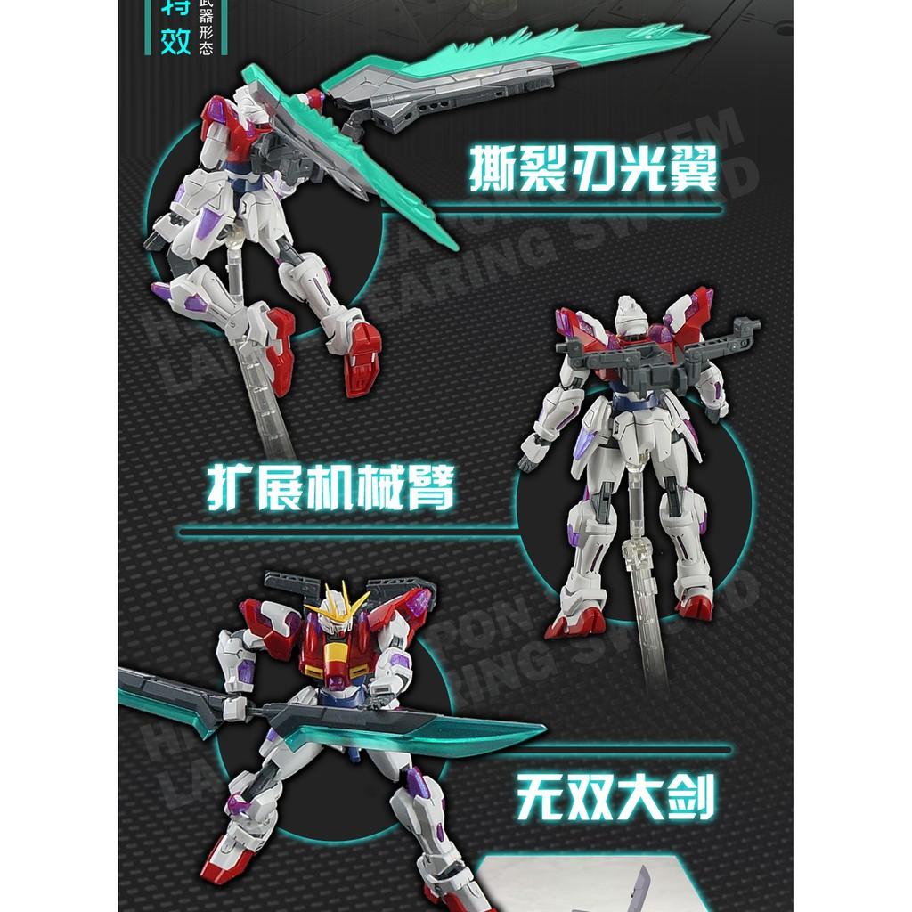 JOKER Heavy Weapon Multi Shape Tearing Sword for Bandai 1//144 RG HG Gundam model