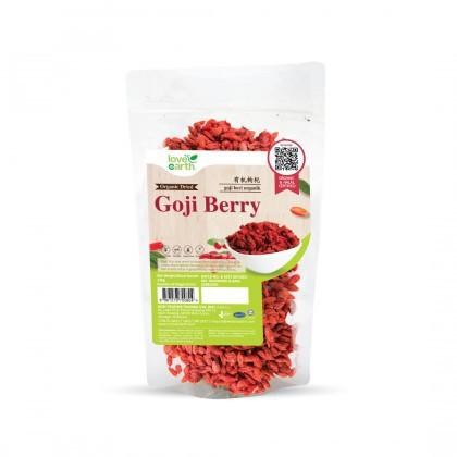 Love Earth Goji Berry 120g 乐儿天然枸杞子 120公克 (袋装)