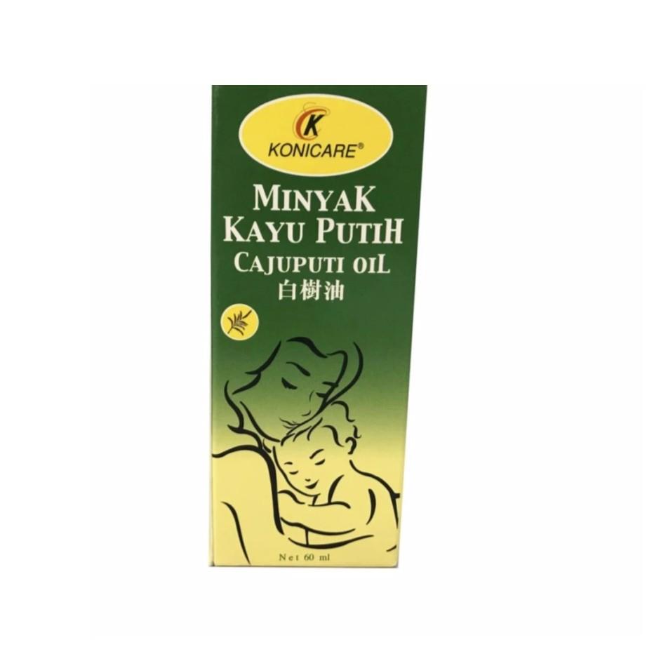 Konicare Minyak Kayu Putih 30ml Shopee Malaysia Caplang 60ml Dan