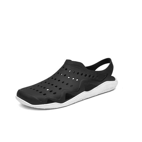 รองเท้าแตะรัดส้น สไตล์Crocs Swiftwater Wave SD32 ชาย-หญิง
