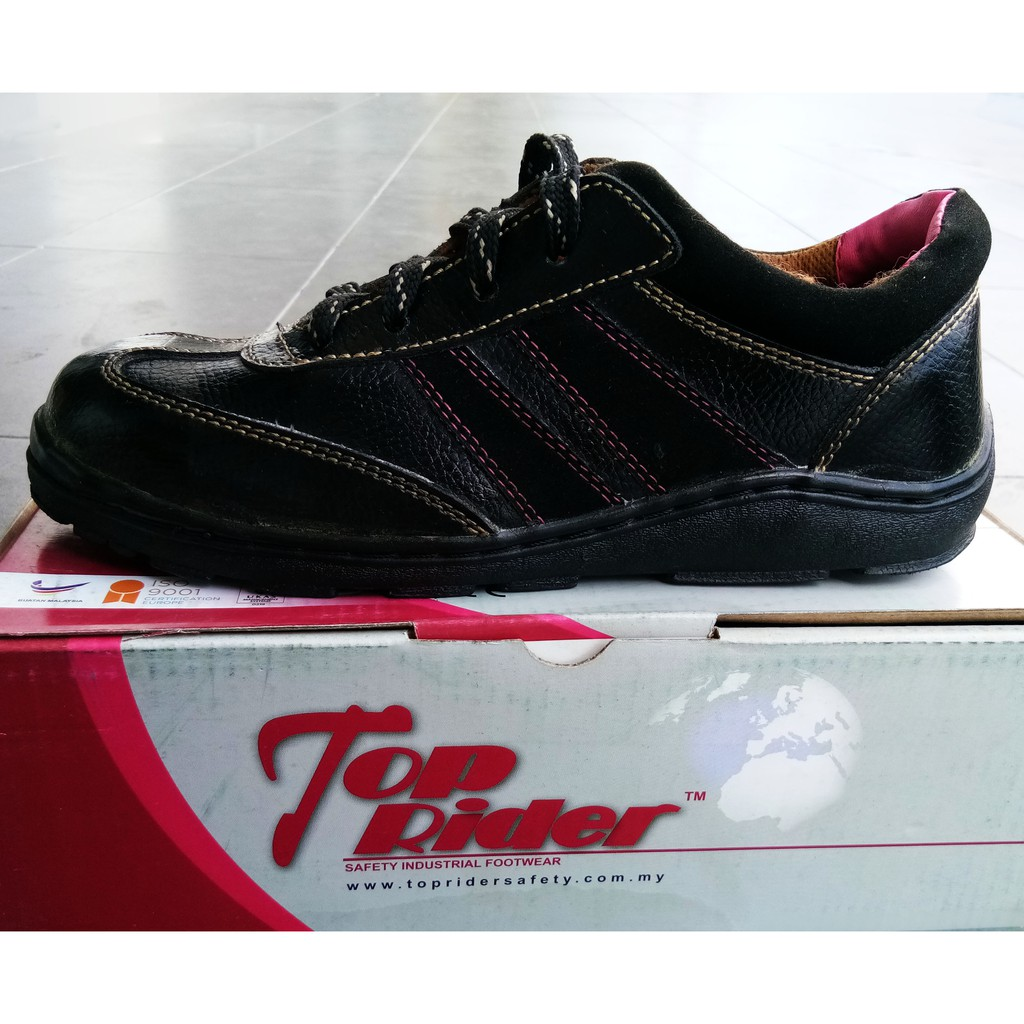 Top Rider Ladies Low Casual Fashion SAFETY SHOE -SHL