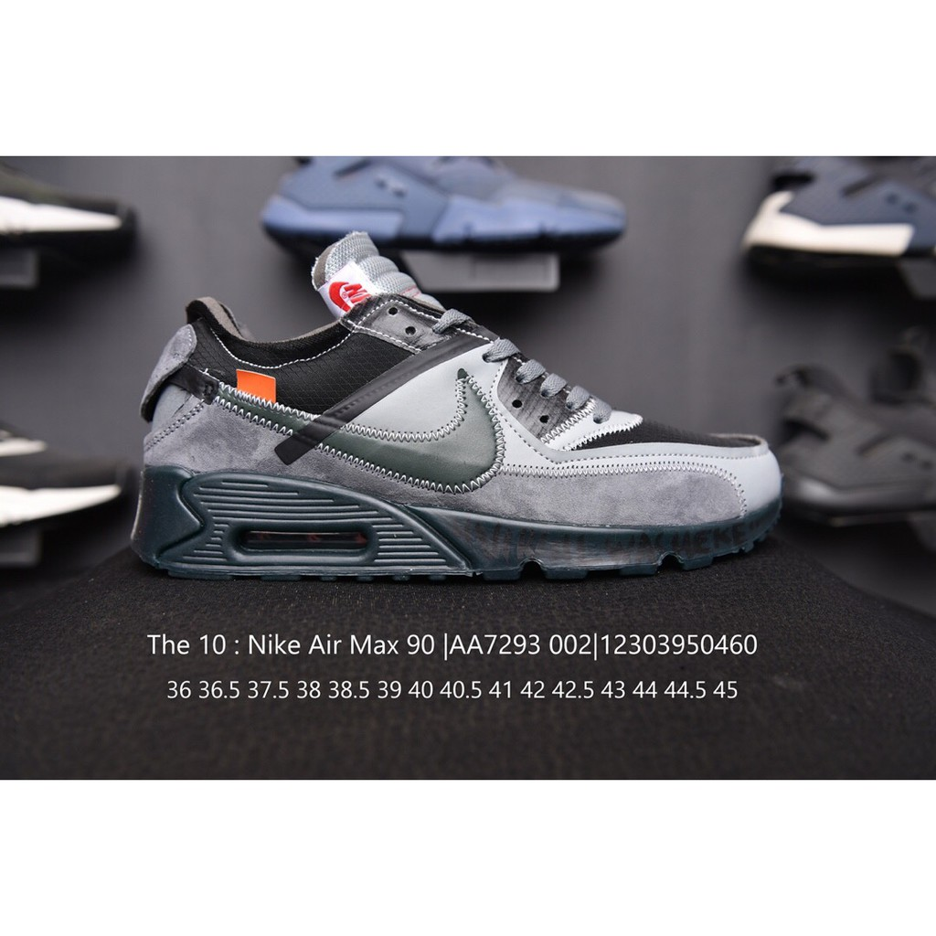 differently fdf2d 9bb08 AIR MAX 90 X OFF-WHITE   Shopee Malaysia