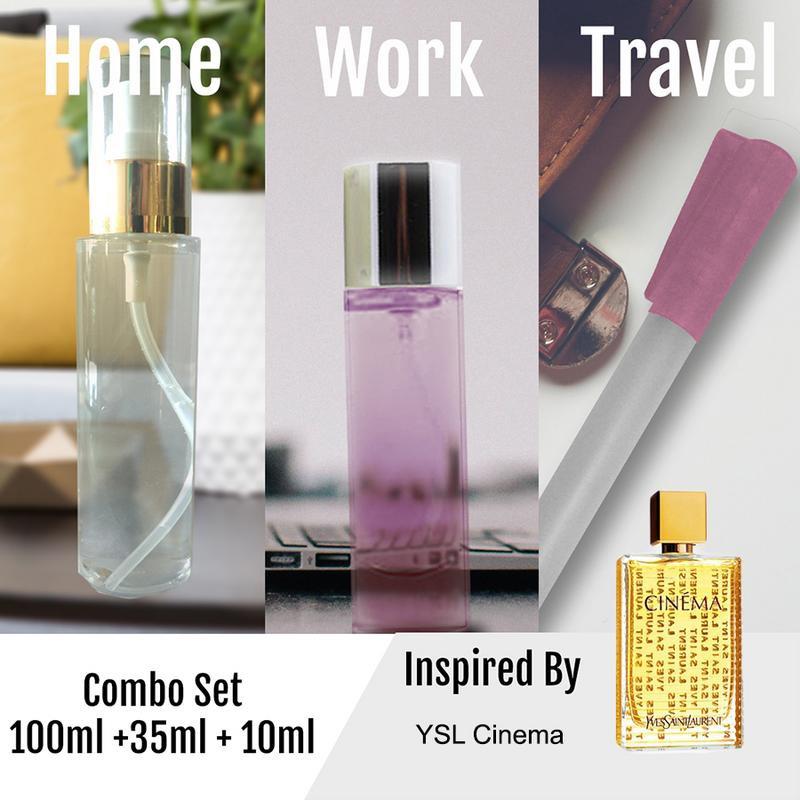 Combo Set Perfume Oem Inspired Ysl Cinema W Shopee Malaysia