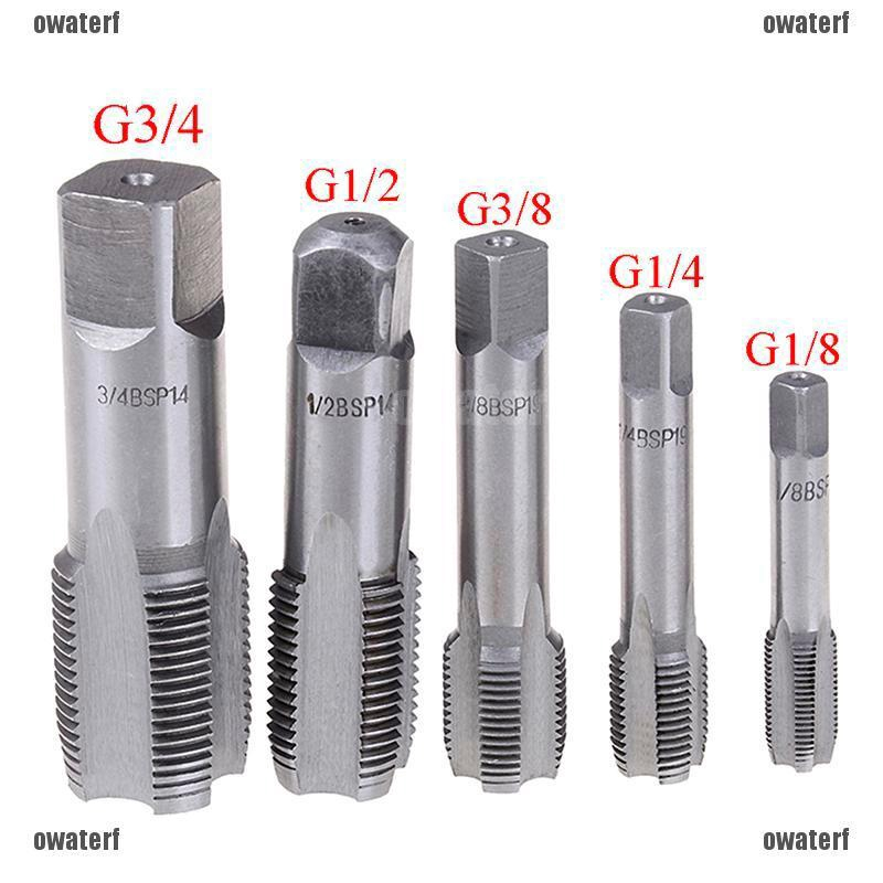 1#-10# HSS Broken Tap Extractor Stripped Screw Tap Remover Set Long-Lasting