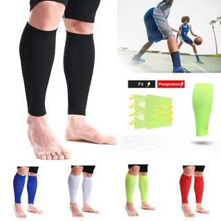 Sports Medicine Accessories Orange Cream And Black Papaya Calf Compression Sleeve Leg Compression Socks For Shin Splint Calf Pain Relief Men Women And Runners Improves Circulation Recovery