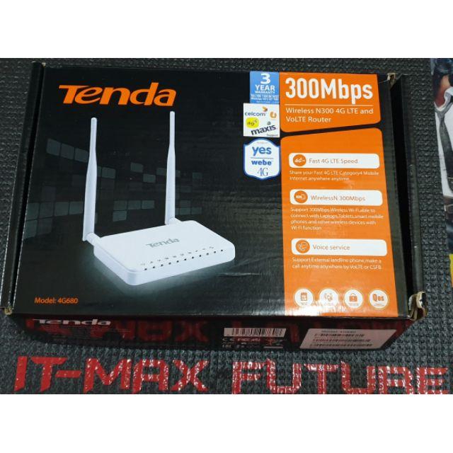 TENDA 4G680 300Mbps