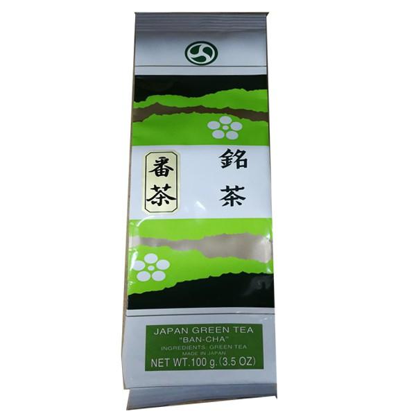 บันชาใบชาเขียวญี่ปุ่น 10