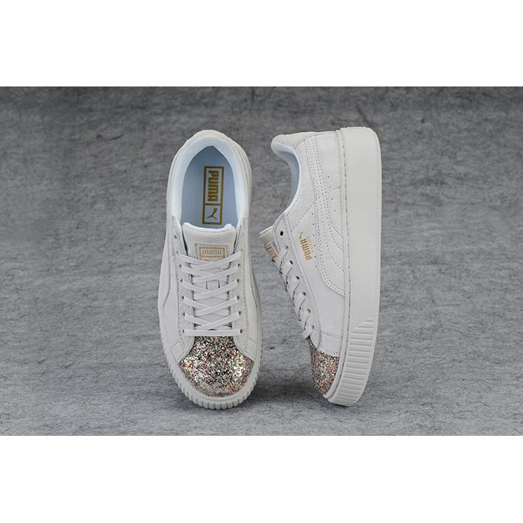 wholesale outlet limited guantity detailed pictures junjin111 PUMA X RIHANNA SUEDE CREEPER X RIHANNA CREEPER CREEPER35.5-44  Fashion
