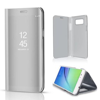 ... Samsung Galaxy J2 Prime Mirror Clear Window Leather Flip Stand Case Cover. like: 2
