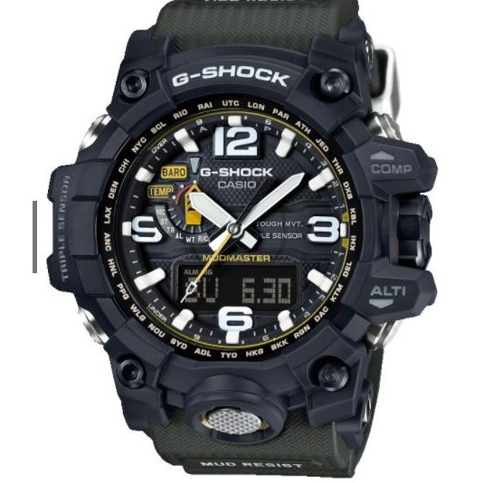 Casio G-Shock GA110-1A Wrist Watch for Men  0c2c833bad