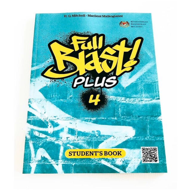 English Textbook Full Blast Plus 4 Student's book Form 4 ...
