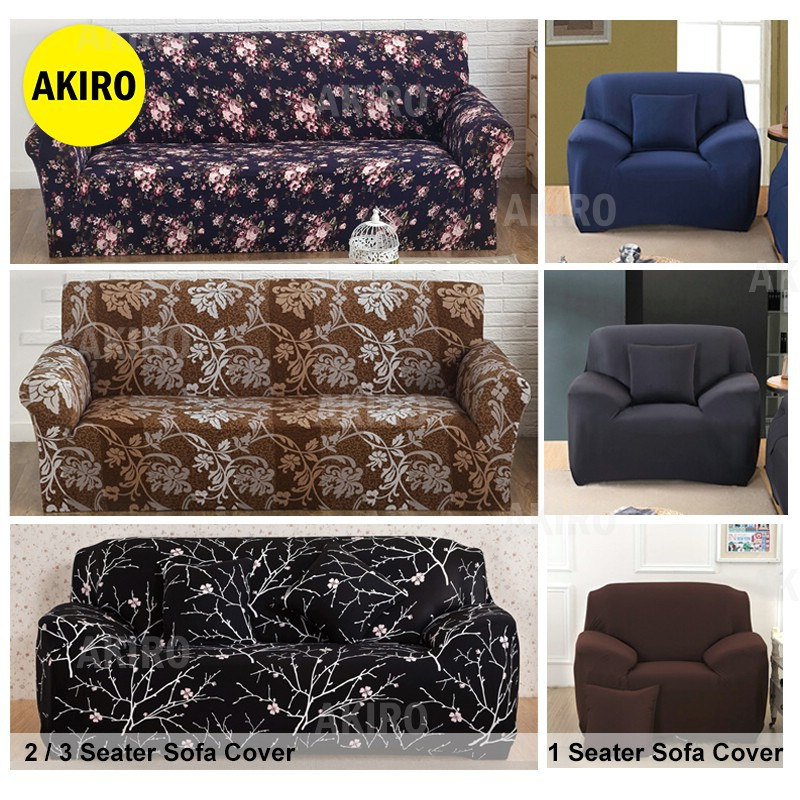 Terrific Akiro Seater Sofa Slipcover Stretch Protector Soft Couch Cover Elastic Fitted Sofa He Download Free Architecture Designs Rallybritishbridgeorg