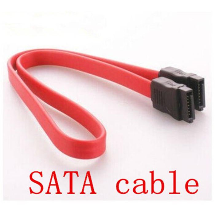SATA 2.0 High Speed Straight to straight SATA Cable