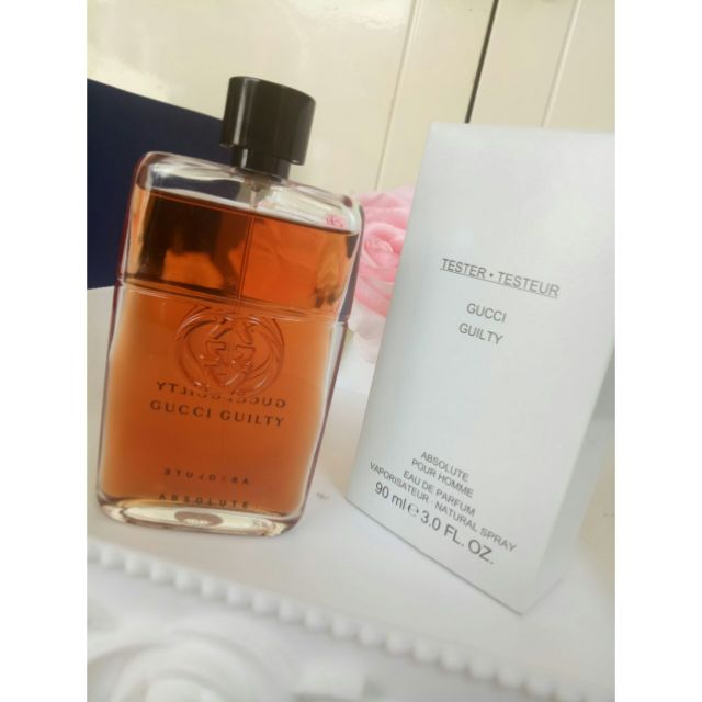 cba5a28cf0e Authentic Gucci Guilty Absolute Pour Homme 90ml EDP