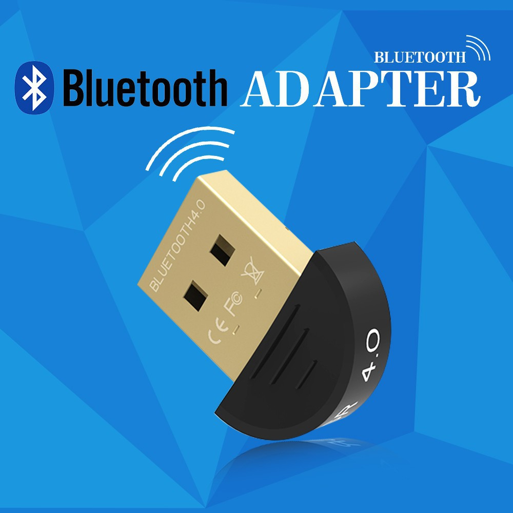 Mini USB Bluetooth Adapter V 4.0 Dual Mode Wireless Dongle CSR 4.0 For Wi