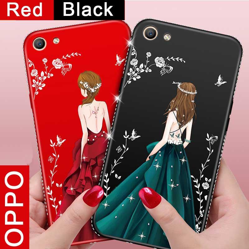 【RealFashion】 OPPO F1s A1K A33 A33F A37 A37F A39 A57 A83 A3s A5s A7 Soft  Phone Case