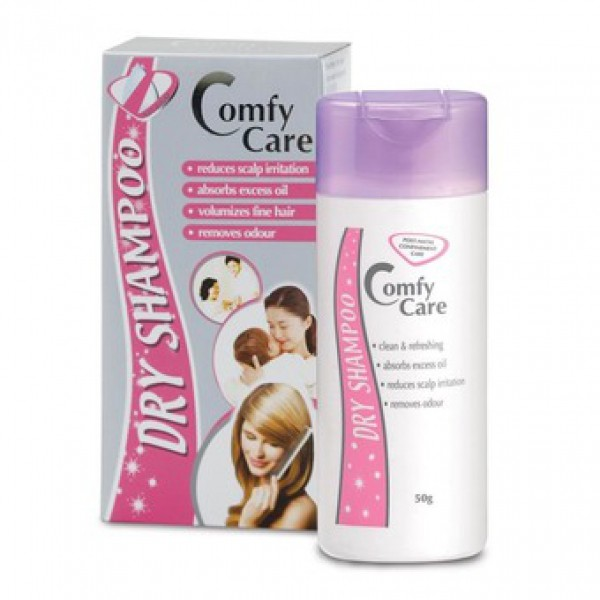 Comfy Care Dry Shampoo Powder 50g