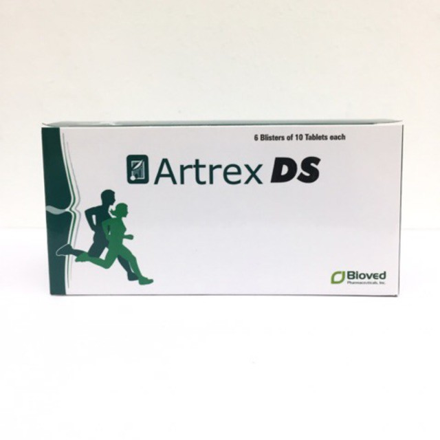 Artrex DS tablets 60\'s 01/21