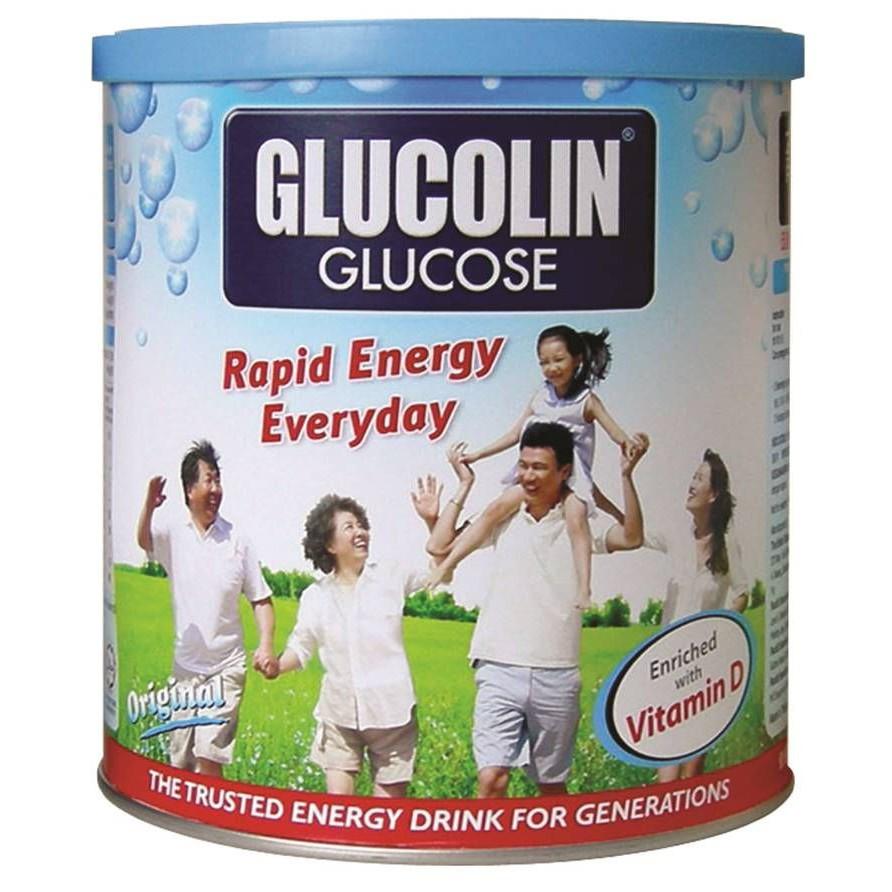 Glucolin Glucose Original Flavor 420g