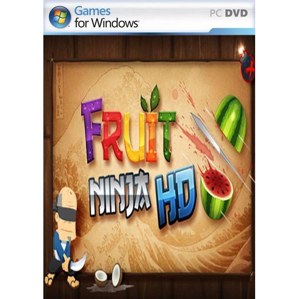 PC DVD OFFLINE Fruit Ninja HD V1,6,1
