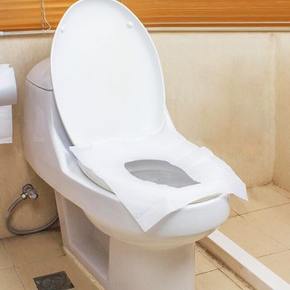Wondrous 10Pcs Bag Disposable Paper Toilet Seat Covers Travel Caraccident5 Cool Chair Designs And Ideas Caraccident5Info
