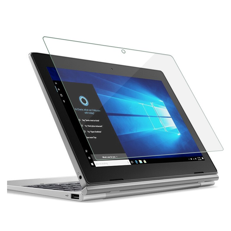 """9H Tempered Glass Screen Protector Guard Film For 10.1/"""" Lenovo D330 Tablet PC"""