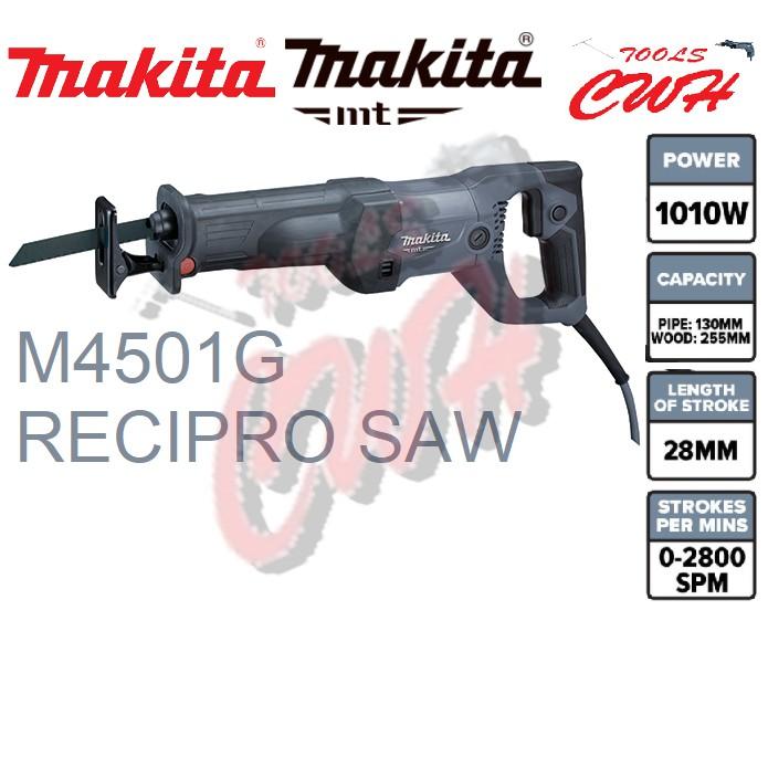 MAKITA M4501G RECIPRO SAW SABRE SAW RECIPROCATING SAW 1010W