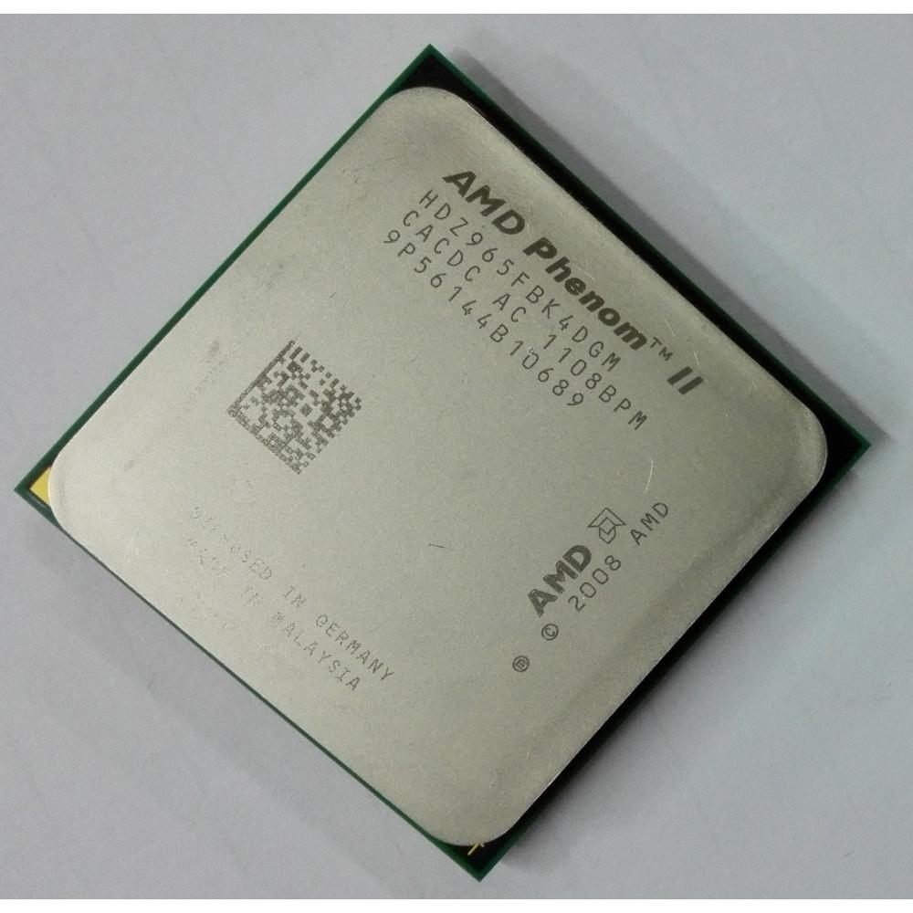 AMD Phenom II X4 920 HDX920XCJ4DGI 2.8GHz 4-Core 6M Cache AM2+Processor NEW PULL