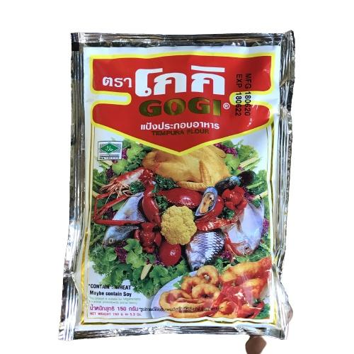 GOGI Thai Tempura Flour (150g/500g) Tepung Tempura HALAL by 365mart 365 Mart