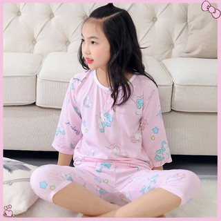 Children Tops+pants 2pcs//Set Tops+pants Homewear Fashion Boys Sleepwear