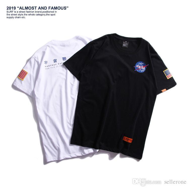 178046bd Vlone T-shirt men skull harajuku tshirt women streetwear brand tees tops |  Shopee Malaysia