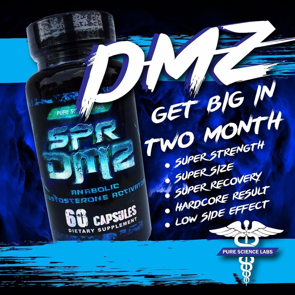 SPR DMZ (Dymethazine) PSL - Bulking ProHormone 60 caps x1