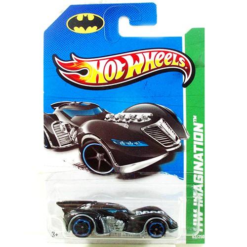 Hot Wheels HW Imagination Batman Arkham Asylum Batmobile 63/250 diecast 1/64