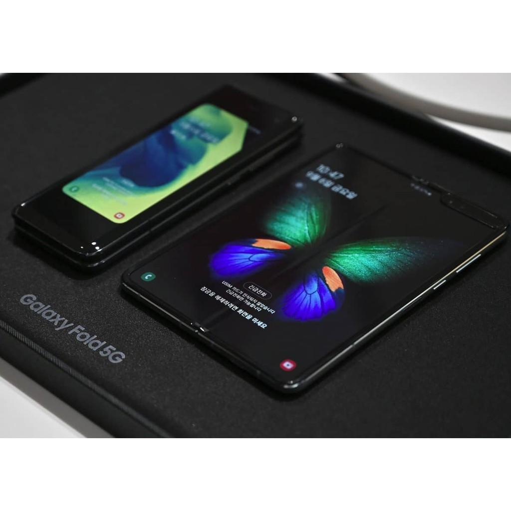 Samsung Galaxy Fold 12gb Ram 512gb Samsung Waranty Sme Shopee