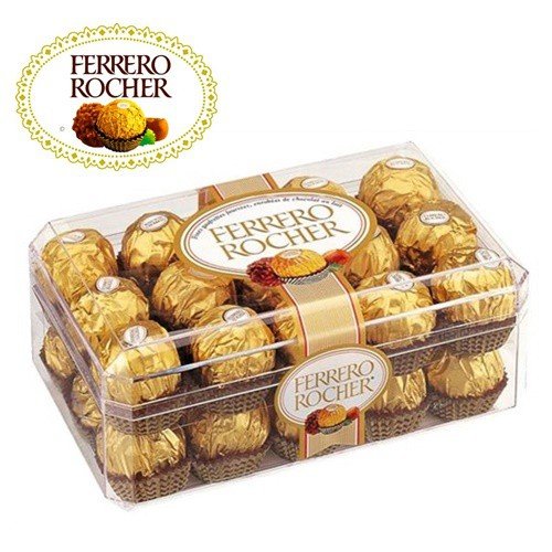 Ferrero Rocher T30 375g [Ice Pack Included]