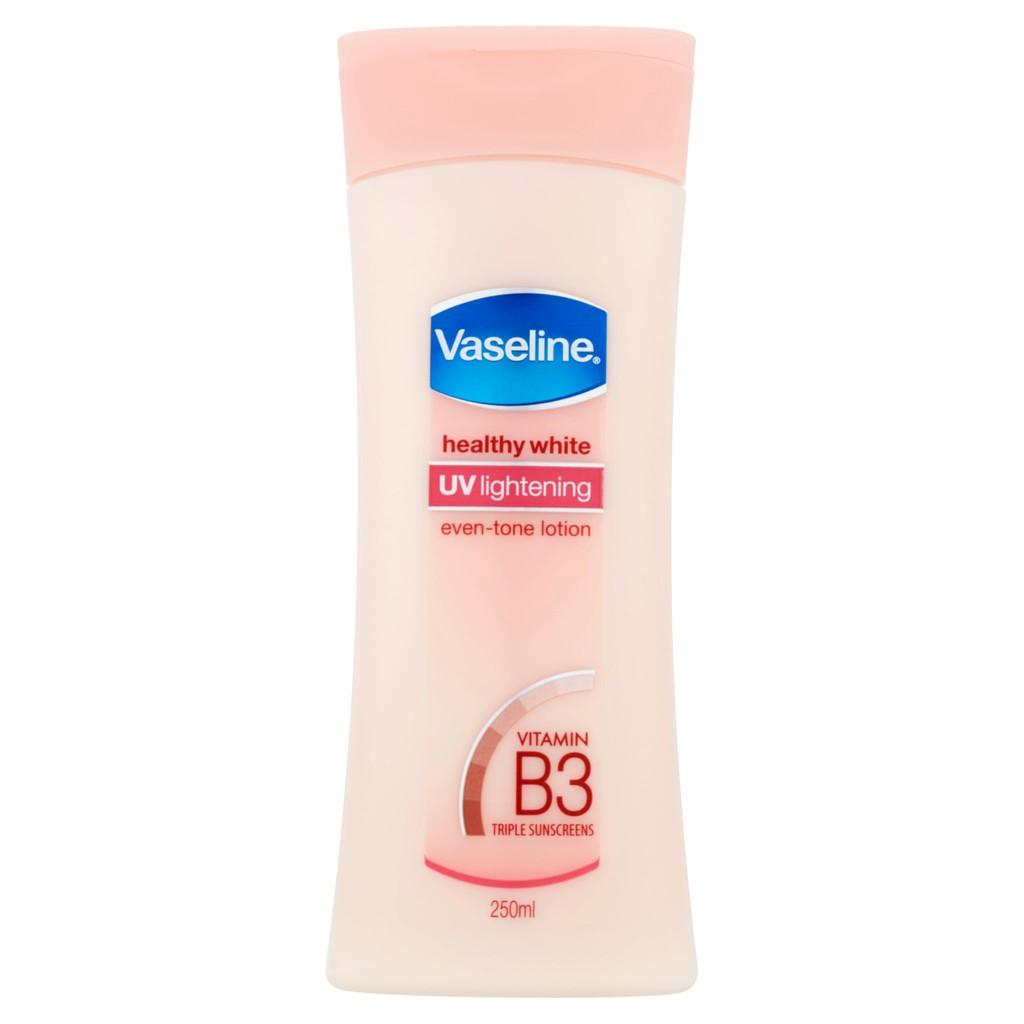 Vaseline Healthy White UV Lightening Even-Tone Lotion 250ml