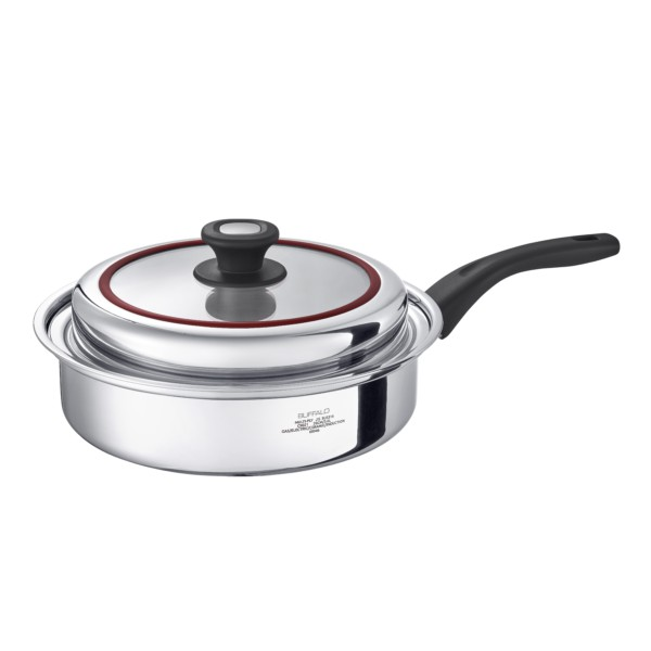 [NEW PRODUCT] 26cm YADENG Series Stainless Steel Fry Pan