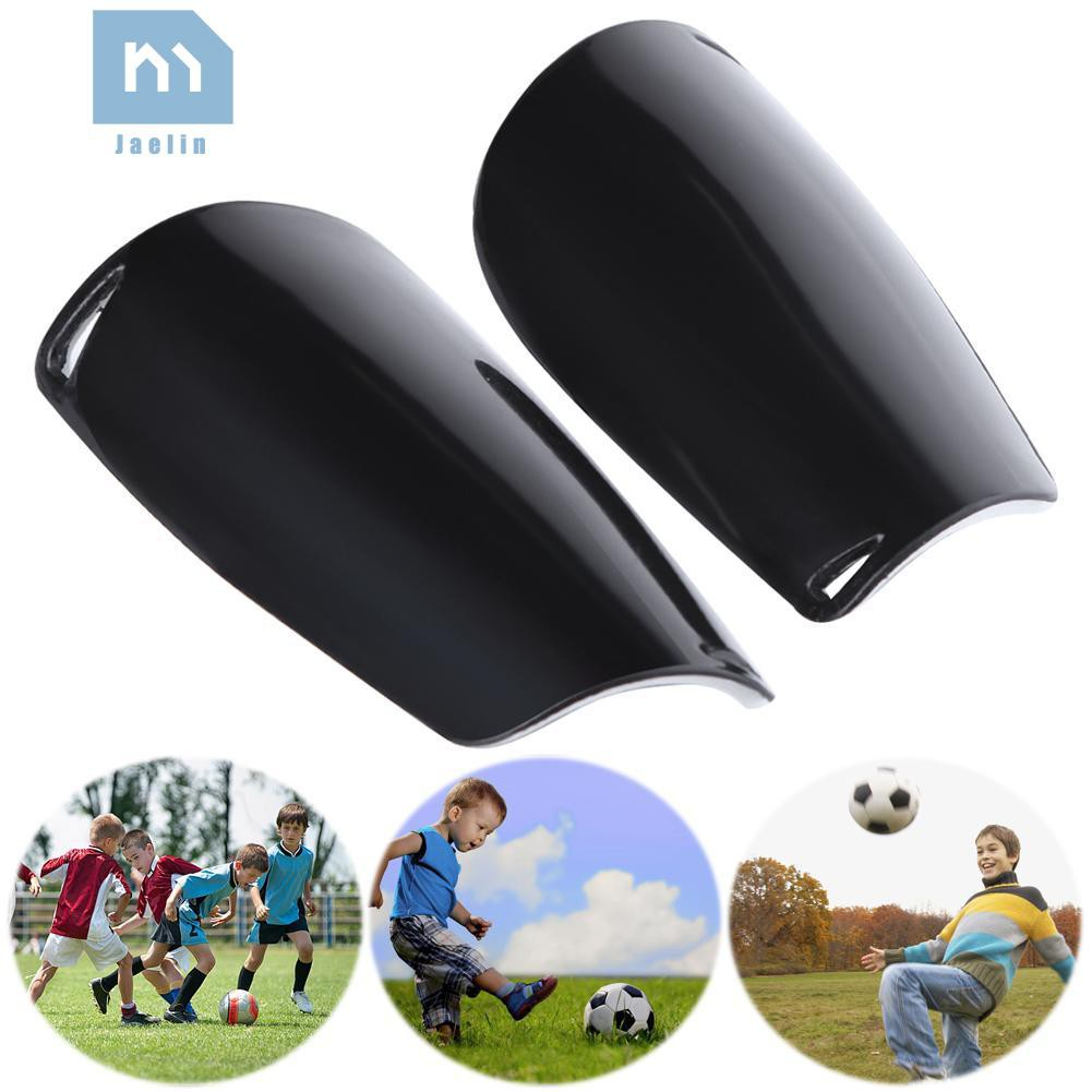 2pcs Kids Football Soccer Shin Guards Leg Supports Protector Pads