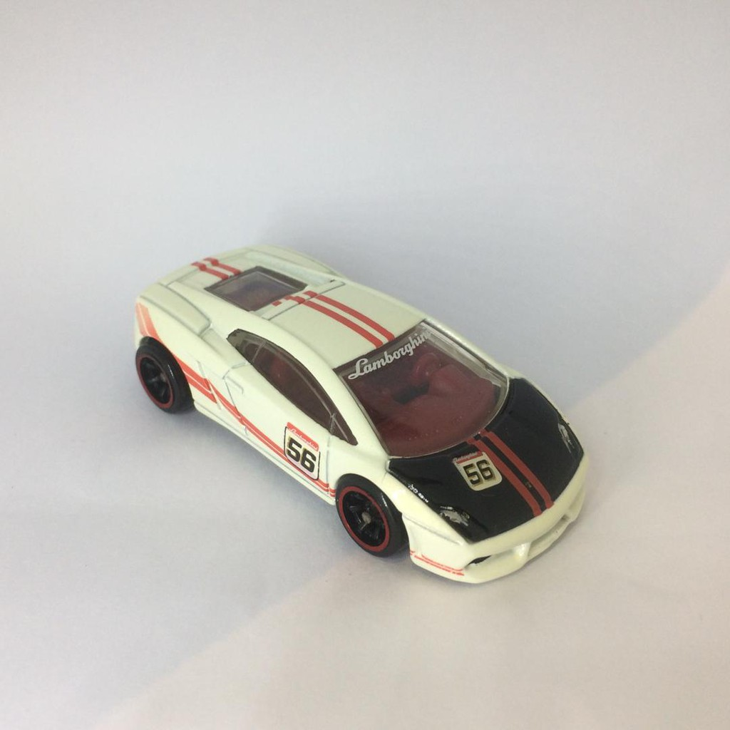 Ba2100 Hot Wheels Lamborghini Gallardo Lp 560 4 Loose Speed Machine Shopee Malaysia