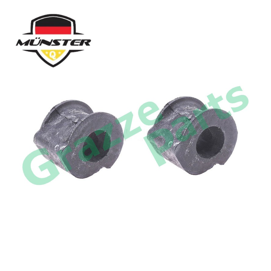 Münster Präzision Technology Stabilizer Bar Bush Front 42431-63J10 for Suzuki Swift RS415